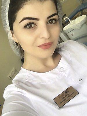 Теунаева Амина Асхатовна